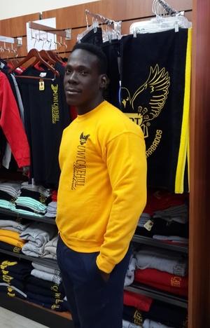 UWI Blackbirds Crew Shirt