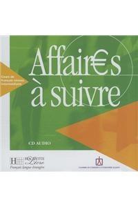 Affaires a Suivre - CD Audio - Cahier d'exercices