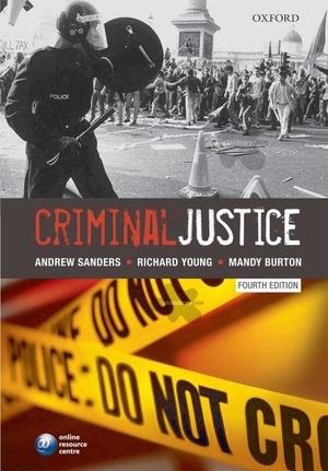 Criminal Justice 4ed.