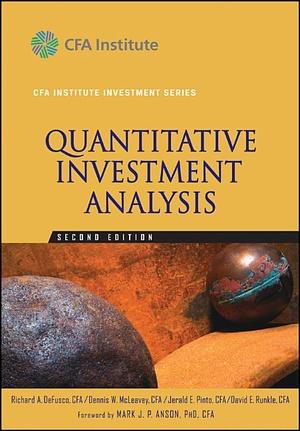 Quantitative Investment Analysis 2ed.