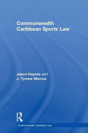 Commonwealth Caribbean Sports Law (e-Book)