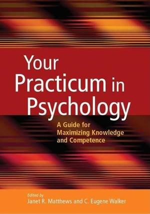 Your Practicum in Psychology