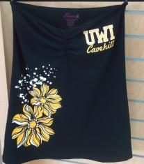 UWI Flowers Tube Top