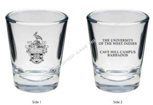 University Shot Glasses