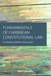 Fundamentals of Caribbean Constitutional Law (E-book)