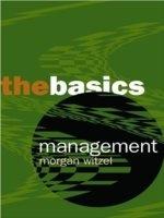 The Basics: Management