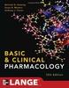 Basic and Clinical Pharmacology (LANGE Basic Science) 12ed.