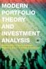 Modern Portfolio Theory and Investment Analysis 8ed.
