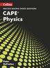 Collins CAPE Physics – CAPE Physics Multiple Choice Practice