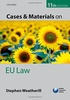Cases and Materials on EU Law 11ed.