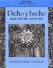 Dicho y Hecho Beginning Spanish: Workbook