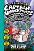 Captain Underpants and The Invasion of the Incredibly Naught Cafeteria Ladies - Book 3