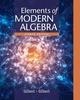 Elements of Modern Algebra 8th Edition