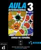 Aula International : Libro del Alumno y Ejercicios 3 + CD, Curso de Espanol