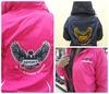 BlackBird Zip Hoodie (Small -XL)