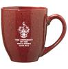 University Speckled Ceramic Bistro Mug