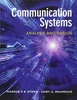 Communication Systems: Analysis & Design